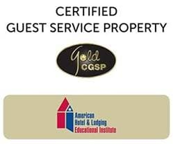 certified guest service property american hotel & lodging educational institute