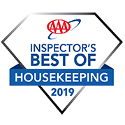 AAA Inspectors Best of Housekeeping 2019